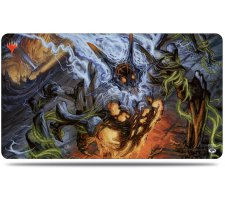 Magic Mouse Pad: Maelstrom Wanderer (XL)