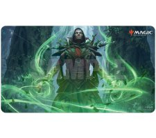 Playmat Core Set 2021: Llanowar Visionary