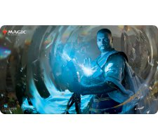 Playmat Core Set 2021: Teferi, Master of Time