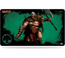 Playmat Mana Green: Garruk