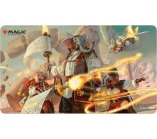 Playmat Strixhaven: School of Mages: Lorehold Command