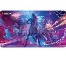 Playmat Strixhaven: School of Mages: Prismari Command