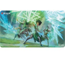 Playmat Strixhaven: School of Mages: Quandrix Command