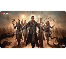 Playmat Strixhaven: School of Mages: Silverquill Command