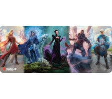 Table Playmat: Strixhaven: School of Mages (large)