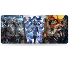 Table Playmat: War of the Spark - Alternate Art Planeswalkers version 1 (small)
