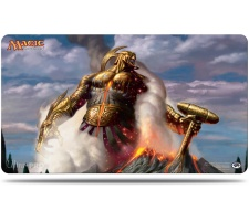 Playmat Theros: Purphoros, God of the Forge