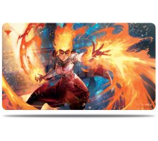 Playmat War of the Spark: Alternate Art - Chandra
