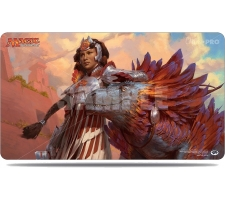 Playmat Ixalan: Huatli, Warrior Poet