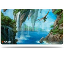 Playmat Zendikar Rising: Riverglide Pathway