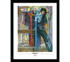Framed Poster: Jace, Cunning Castaway