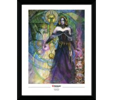 Framed Poster: Liliana, Untouched by Death