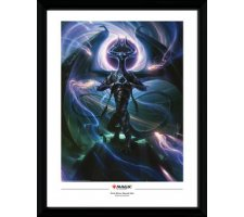 Framed Poster: Nicol Bolas, Dragon God