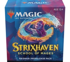 Prerelease Pack Strixhaven: Prismari (+ free booster Strixhaven: School of Mages)