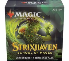 Prerelease Pack Strixhaven: Witherbloom (+ free booster Strixhaven: School of Mages)