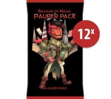 Pauper Pack (12 pieces)