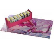 Dragon Shield Nest 500: Magic Carpet Pink Diamond