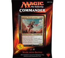 Commander 2015: Wade into Battle