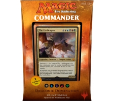 Commander 2017: Draconic Domination (Dragons)