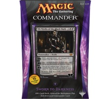 Commander 2014: Sworn to Darkness