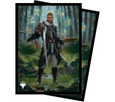 Sleeves Adventures in the Forgotten Realms: Grand Master of Flowers (100 pieces)