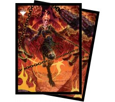 Sleeves Adventures in the Forgotten Realms: Zariel, Archduke of Avernus (100 pieces)