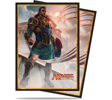 Sleeves Amonkhet: Gideon (80 pieces)