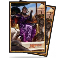 Sleeves Amonkhet: Liliana (80 stuks)