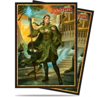 Sleeves Amonkhet: Nissa (80 pieces)