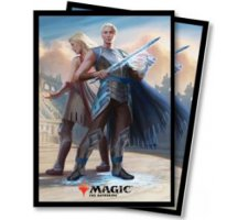 Sleeves Battlebond: Will Kenrith (80 stuks)