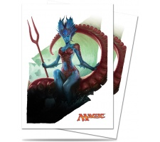 Sleeves Battle for Zendikar: Kiora, Master of the Depths (80 pieces)