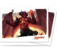 Sleeves Battle for Zendikar: Ob Nixilis Reignited (80 pieces)