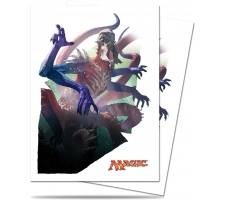 Sleeves Battle for Zendikar: Ulamog, the Ceaseless Hunger (80 pieces)
