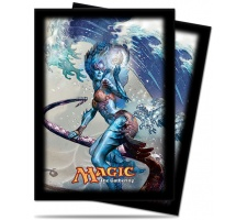 Sleeves Born of the Gods: Kiora, the Crashing Wave (80 pieces)