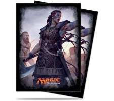 Sleeves Commander 2016: Saskia the Unyielding (120 stuks)