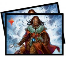 Sleeves Commander 2019: Sevinne, the Chronoclast (100 stuks)