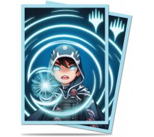 Sleeves Chibi Style: Jace - Mystic (100 pieces)