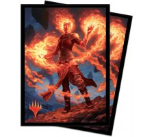 Sleeves Core Set 2020: Chandra, Awakened Inferno (100 stuks)
