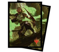 Sleeves Core Set 2020: Vivien, Arkbow Ranger (100 pieces)