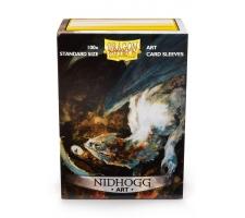 Dragon Shield Art Sleeves Classic Nidhogg (100 stuks)