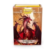 Dragon Shield Art Sleeves Classic Tanur (100 stuks)