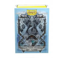 Dragon Shield Art Sleeves Classic King Athromark III: Coat-of-Arms (100 stuks)