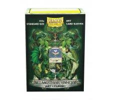 Dragon Shield Art Sleeves Classic King Mothar Vangard: Coat-of-Arms (100 pieces)