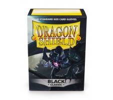 Dragon Shield Sleeves Classic Black (100 stuks)