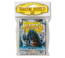 Dragon Shield Sleeves Classic Black (50 stuks)
