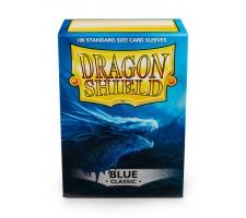 Dragon Shield Sleeves Classic Blue (100 stuks)