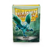 Dragon Shield Sleeves Classic Mint (60 pieces)