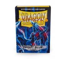 Dragon Shield Sleeves Classic Night Blue (60 stuks)