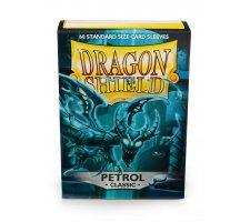 Dragon Shield Sleeves Classic Petrol (60 stuks)