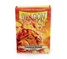 Dragon Shield Sleeves Classic Tangerine (60 stuks)